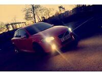 RACING RED Volvo C30 1.6D