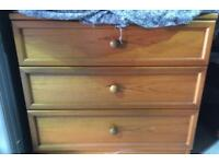 G-Plan chest of drawers. Can deliver