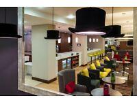 Part Time (32hrs/w) Waiter/ Waitress - Hampton by Hilton Luton Airport