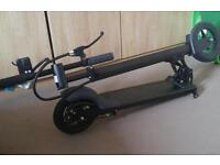 X7 electrical scooter - only used once to test.