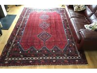 Large Clean Rug, 206 x 290 - Amazing Condition - No smoking or pets in house, just a picky wife.