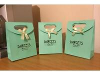 Luxury Christmas / Teacher / Secret Santa Gift Scented Natural Soy Wax Melts Box & Chocolate in Bag