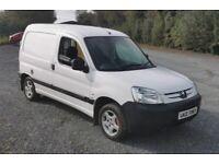 Peugeot, PARTNER, Car Derived Van, 2007, Manual, 1560 (cc)