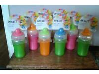 Avent Sportster Cups