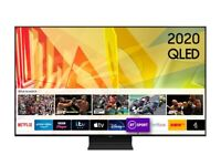 "Brand New!!! Samsung QE65Q90T 65"" 4K HDR Smart QLED TV - WARRANTY - RRP £1249.99"