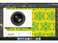 ADOBE PHOTOSHOP, INDESIGN, PREMIERE PRO 2017,etc... PC/MAC