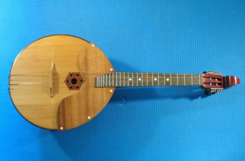 Vintage Russian 4-strings Domra prima (-ALTO -TENOR -BASS + case also available)