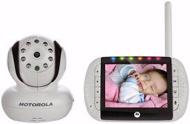 Motorola MBP36 Digital Video Baby Monitor