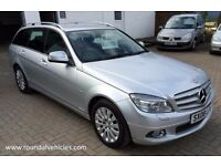 Mercedes C-Class C220 CDI Elegance, LOTS OF UPGRADES, 112k, MOT'd until 2017, STUNNING CAR!