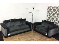 New wyvern 3+2 seater sofas**Free delivery**