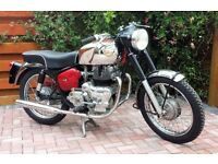 1959 Royal Enfield Constellation 700cc Twin