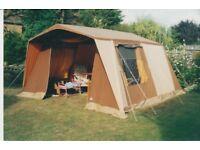 Tent for sale - Blacks Frame Tent 6 Berth