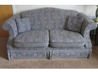 Three Piece Suite - Large Sofa & Two Chairs