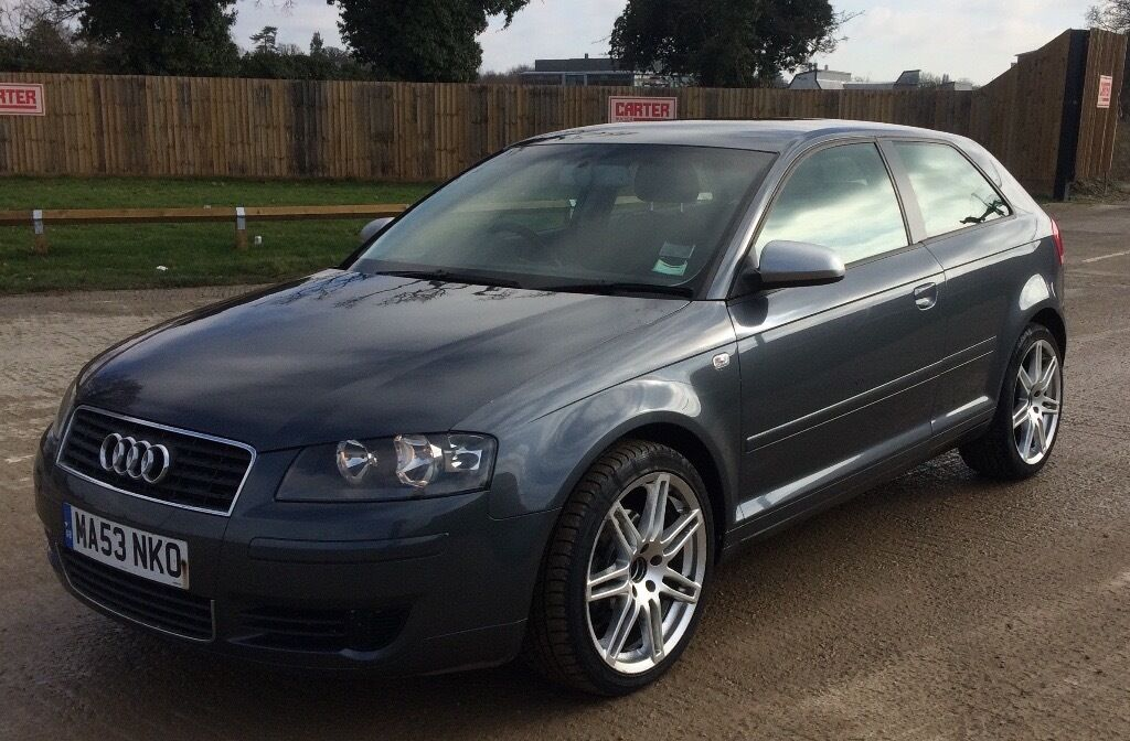 audi a3 for sale in costessey norfolk gumtree. Black Bedroom Furniture Sets. Home Design Ideas