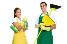 Cleaner Required £10 per hour