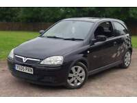 2005 vauxhall corsa for sale