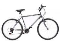 "Reaction Men's Mountain Bike 18 Speed 19"" Frame 26"" Wheel"