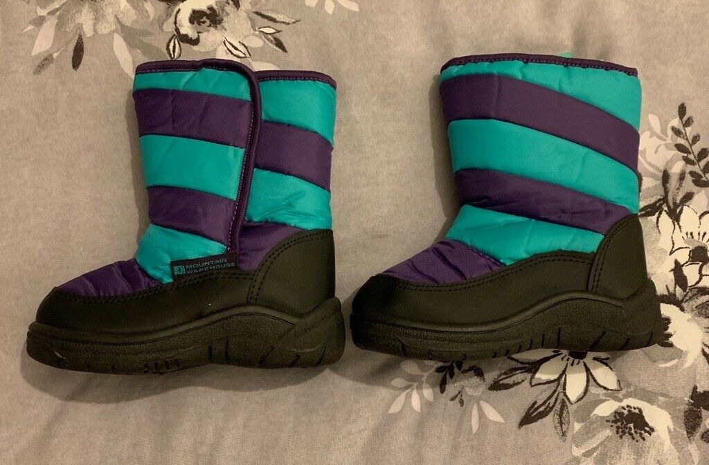 09169b43f Kids Snow Boots Brand New with tags   in Yeovil, Somerset   Gumtree
