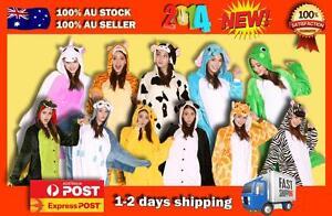 Adult Animal Onesies Melbourne Costume Kigurumi Frozen Party Wear Melbourne CBD Melbourne City Preview