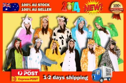 Adult Animal Onesies Melbourne Costume Kigurumi Frozen Party Wear Melbourne CBD Melbourne City Preview