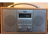 Bush Wooden Radio
