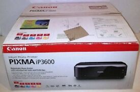 Canon Pixma iP3600 Printer scanner - ONLY £15