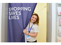 Cancer Research UK Shop Volunteer – Sleaford
