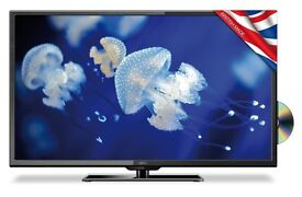 """Cello 40"""" 1080p Full HD LED TV with built in Freeview"""