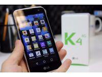 LG K4 NEW 2017.. SMART PHONE/MOBILE PHONE. LESS THAN HALF PRICE.