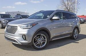 2017 Hyundai Santa Fe XL Limited | Cooled Seats | Heated Steerin