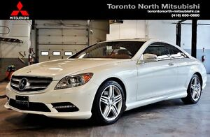 2013 Mercedes-Benz CL-Class CL 550 4MATIC NO ACCIDENT
