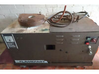 Flamefast CRM600 Metal Casting Furnace with Tools and Crucibles