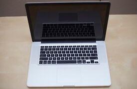 Apple MacBook Pro 15 inch QUADCORE i7 2.2 Gh16gb Ram 500 HD Logic Pro 9 &10 X, Adobe, Final Cut Pro