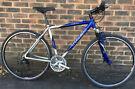 20 inch Trek 7300 lightweight aluminium Hybrid Comfort Bike Commuter, Town road Bike