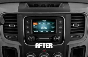 2013-2019 DODGE RAM TRUCK 3.0 RA1 to 5.0 RA2 RADIO UPGRADE -OEM ORIGINAL-