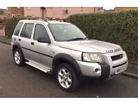[AUTOMATIC] LADY OWNER LANDROVER FREELANDER SE TD4 5 DOOR DIESEL LOW MILEAGE