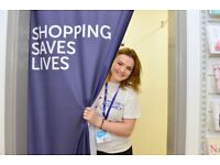 Volunteering Taster Session Event at Cancer Research UK St Johns Wood on November 24th between 11-2