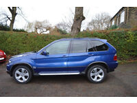 2005 BMW X5 3.0 d BluePerformance