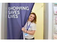 Volunteers needed for new Cancer Research UK shop in Paisley