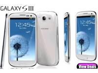 Samsung galaxy s3 i9305 white sim free