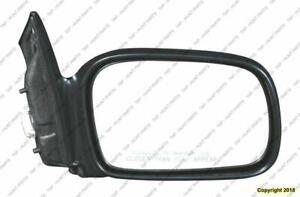 Door Mirror Power Passenger Side Coupe Honda Civic 2006-2011