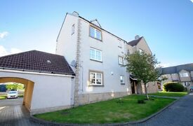 Stunning 2 bedroom top floor flat with private parking and great views over the Forth.NOW LET