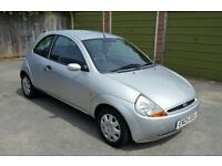 2005 ford ka 1.3 with long mot only 86000 miles. Drives without fault