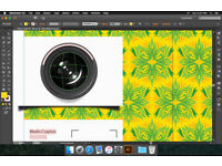 ADOBE INDESIGN, ILLUSTRATOR, PHOTOSHOP CC 2017,etc... PC/MAC