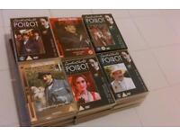 Poirot DVD Collection 44 discs