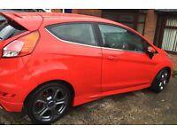 Ford Fiesta Zetec ST FULL rep