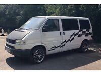 1993 K Volkswagen 2.5 Petrol 82,000 miles camper / motorhome petrol 2.5