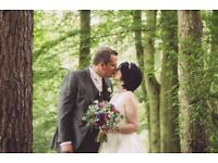 Professional wedding photographer - Newcastle based covers North England and Scotland