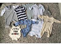 Baby boy clothe bundle 0-3 & 3-6