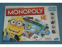 Monopoly 'Minions' Edition (new)